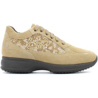 Shoes Women Low top trainers Byblos Blu 657001 Shoes with laces Women Nocciola Nocciola