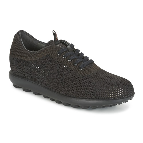 Shoes Women Low top trainers Camper PELOTAS Black