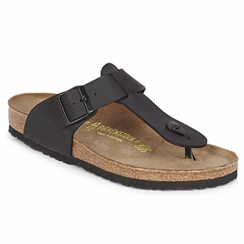 Shoes Men Flip flops Birkenstock MEDINA Black