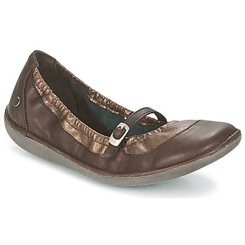 Shoes Women Flat shoes TBS MARIZA Brown / Coppery