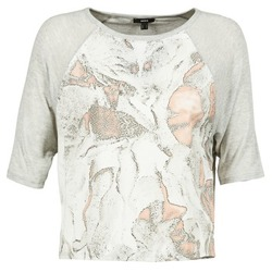 Clothing Women short-sleeved t-shirts Mexx EXOTI Grey