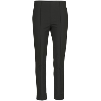 Clothing Women 5-pocket trousers Mexx AMELA Black