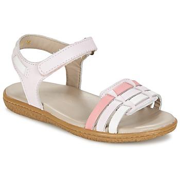 Kickers  VELOZ  girlss Childrens Sandals in Pink