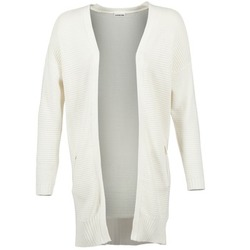 Clothing Women Jackets / Cardigans Noisy May BALE ECRU