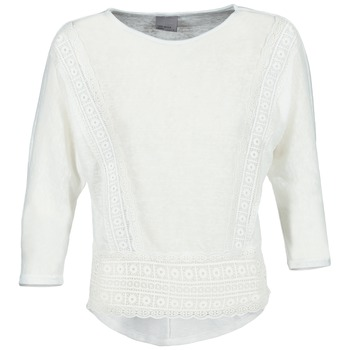 Clothing Women Long sleeved tee-shirts Vero Moda MYBELLA White