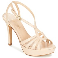 Shoes Women Sandals Fericelli PANSA Nude