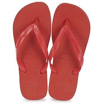 Shoes Flip flops Havaianas TOP Ruby / Red