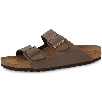 Shoes Men Mules Birkenstock Arizona Mocca Noir
