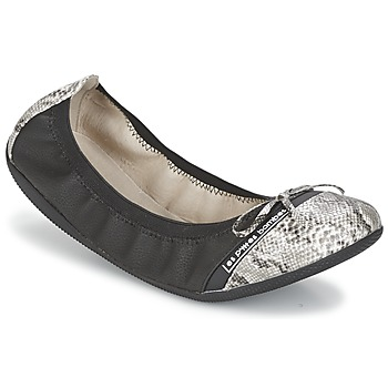 Shoes Women Flat shoes Les P'tites Bombes  CAPRICE Black