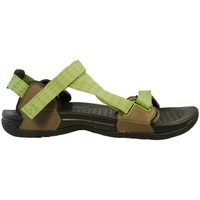 Shoes Men Sandals adidas Originals Capi Sandal W Brown-Olive