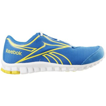Shoes Women Running shoes Reebok Sport Realflex Optimal 40 Blue-Yellow