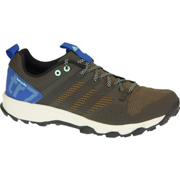 Shoes Men Walking shoes adidas Originals Kanadia 7 TR Brown
