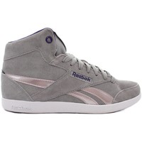 Shoes Hi top trainers Reebok Sport Fabulista Mid Grey
