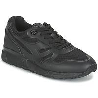 Shoes Men Low top trainers Diadora N9000 MM II Black