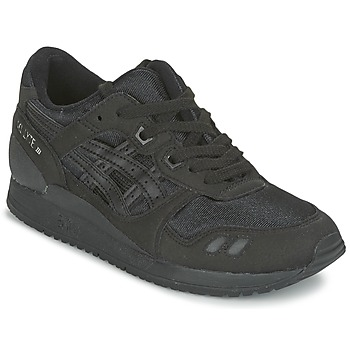 Shoes Children Low top trainers Asics GEL-LYTE III GS Black