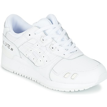Shoes Low top trainers Asics GEL-LYTE III White