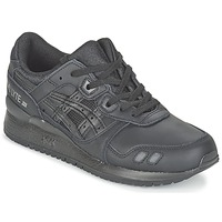 Shoes Low top trainers Asics GEL-LYTE III Black