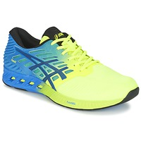 Shoes Men Running shoes Asics FUZEX Blue / Yellow