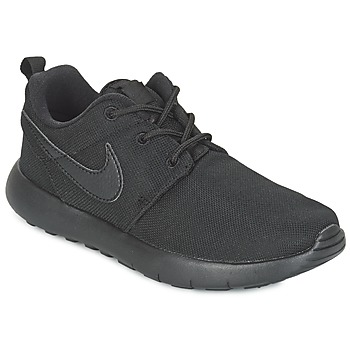 Shoes Boy Low top trainers Nike ROSHE ONE CADET Black