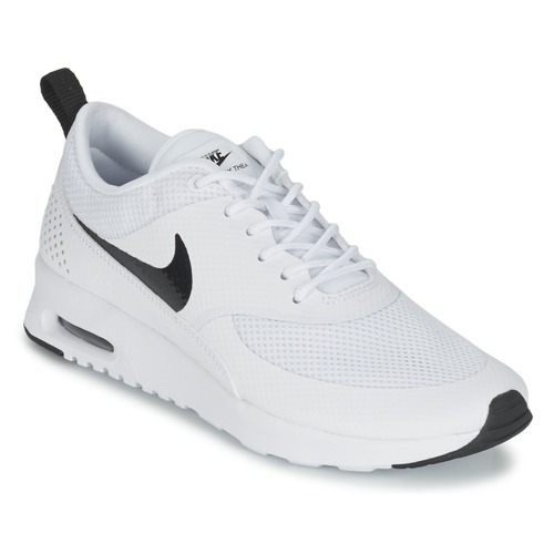 Shoes Women Low top trainers Nike AIR MAX THEA W White / Black