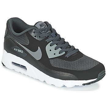 Shoes Men Low top trainers Nike AIR MAX 90 ULTRA ESSENTIAL Grey