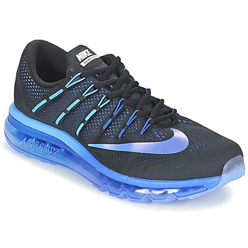 Shoes Men Running shoes Nike AIR MAX 2016 Black / Blue