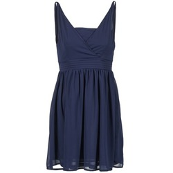 Clothing Women Short Dresses Betty London ESQUIVI Marine