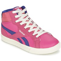 Shoes Girl Hi top trainers Reebok Classic REEBOK ROYAL COMP 2 Pink
