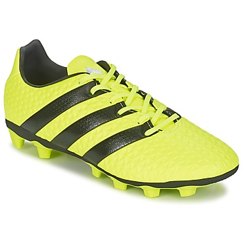 Shoes Men Football shoes adidas Performance ACE 16.4 FXG Yellow