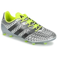 Shoes Men Football shoes adidas Originals ACE 16.1 FG Silver