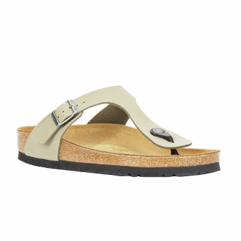 Shoes Sandals Birkenstock GIZEH Khaki