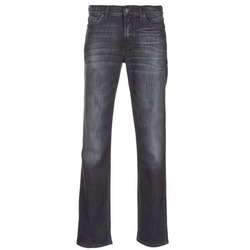 Clothing Men straight jeans 7 for all Mankind SLIMMY LUXE PERFORMANCE Grey