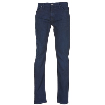 Clothing Men slim jeans 7 for all Mankind RONNIE WINTER INTENSE Blue / Dark