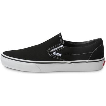 Shoes Men Skate shoes Vans Classic Slip-on Noir