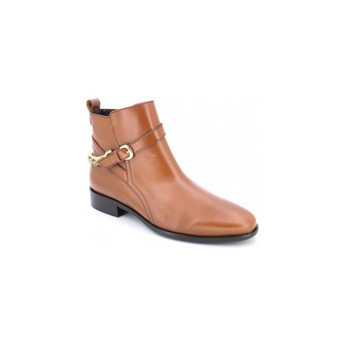 Shoes Women Mid boots Dansi 202209 brown
