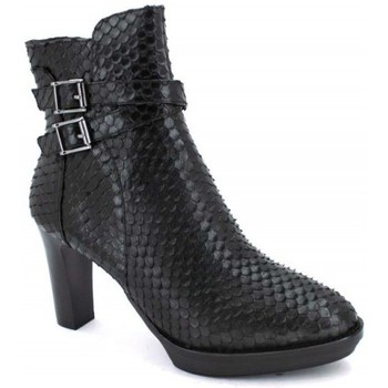 Shoes Women Ankle boots Elvio Zanon C4602N black