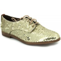 Shoes Women Derby Shoes Elvio Zanon B-0601-X gold