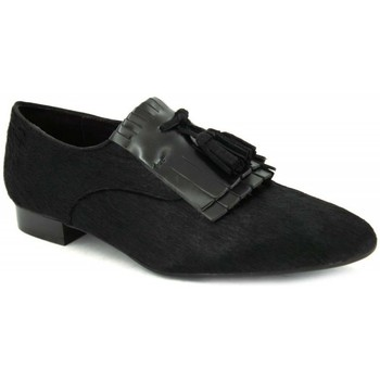 Shoes Women Derby Shoes Elvio Zanon C4702X black