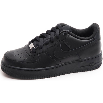 Nike  Air Force 1  womens Shoes (Trainers) in black