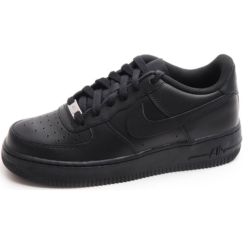 Shoes Women Low top trainers Nike Air Force 1 Noir