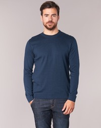 Clothing Men Jumpers BOTD ELABASE ROUND Marine