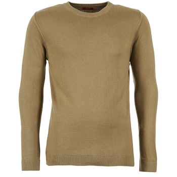 Clothing Men jumpers BOTD ELABASE ROUND Taupe