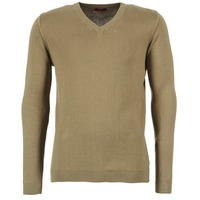 Clothing Men jumpers BOTD ELABASE VEY Taupe