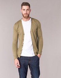 Clothing Men Jackets / Cardigans BOTD EFLOVA Taupe
