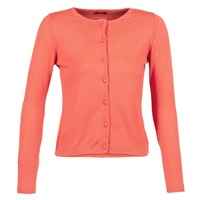 Clothing Women Jackets / Cardigans BOTD EVANITOA Orange