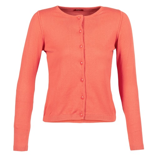 Clothing Women Jackets / Cardigans BOTD EVANITOA Orange