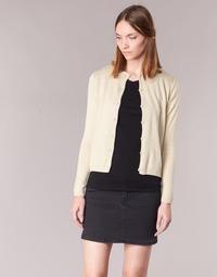 Clothing Women Jackets / Cardigans BOTD EVANITOA Beige