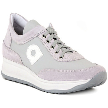 Shoes Women Low top trainers Rucoline TECNO SOFT Grigio