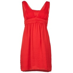 Clothing Women Short Dresses Naf Naf KYARINA Red