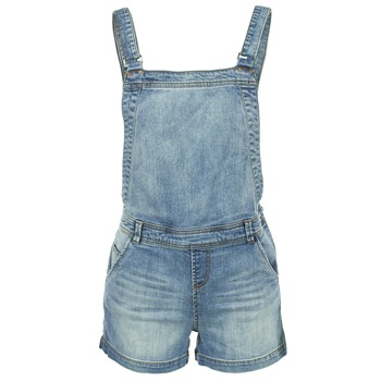 Clothing Women Jumpsuits / Dungarees Naf Naf GUERIC Blue / Medium